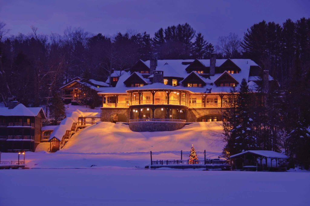 {Lake Placid Lodge}