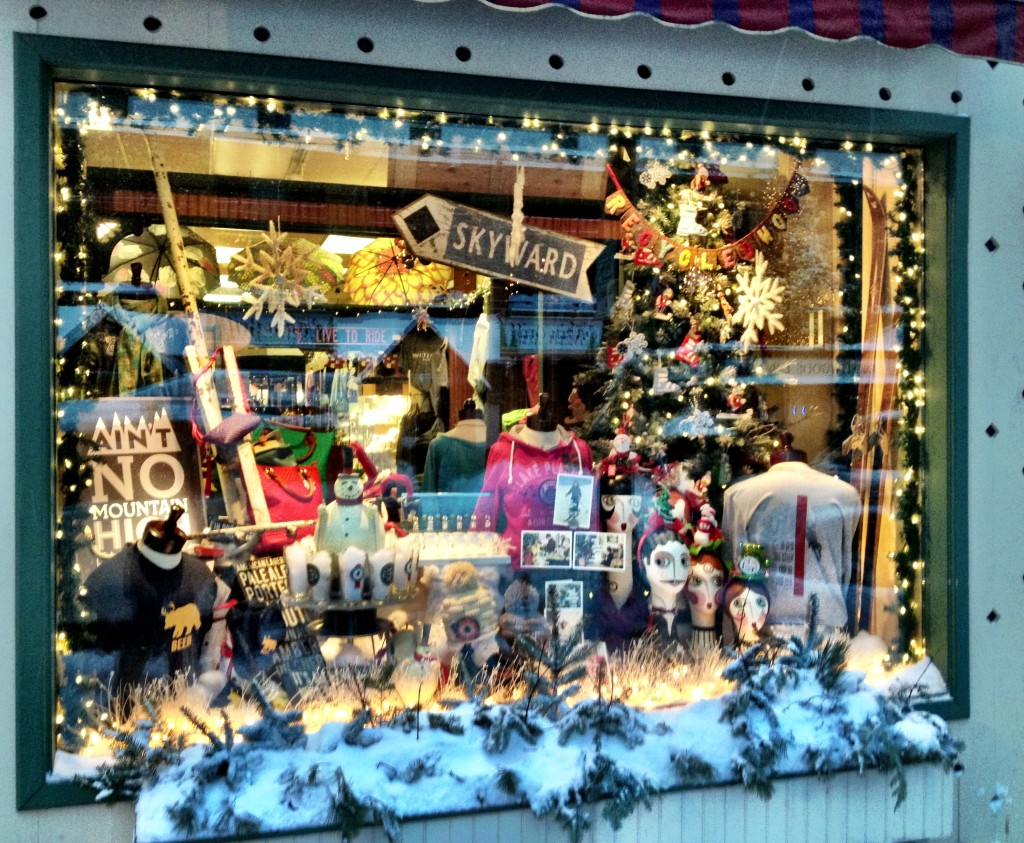 {Little shop where we bought a few gifts.}