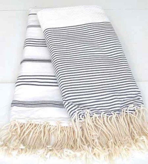 {Turkish towels.}
